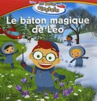 Le bâton magique de Léo