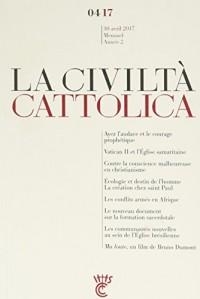 La Civiltà Cattolica, Avril 2017 :