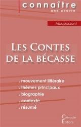 Fiche de lecture Les Contes de la bécasse de Maupassant (Analyse littéraire de référence et résumé complet)