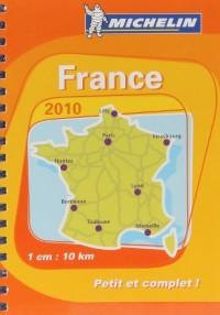 Mini Atlas France 2010