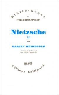 Nietzsche II
