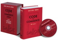 Code Dalloz Expert : Code de commerce 2004, coffret (CD-Rom inclus)
