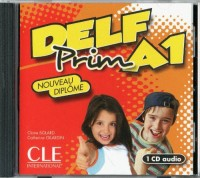 Delf Prim A1: CD-Audio