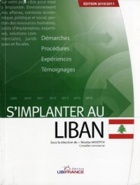 S'implanter au Liban