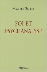 Foi et psychanalyse