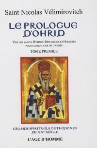 Le Prologue d'Ohrid : Tome 1, Janvier à Avril