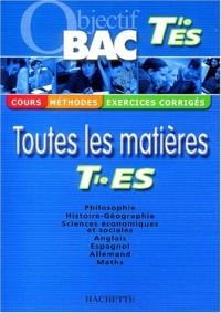 Objectif Bac Terminale ES