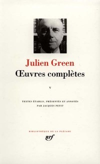 Green : Oeuvres complètes, tome 5