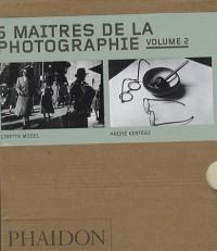 5 maîtres de la photographie, coffret en 5 volumes : Tome 2