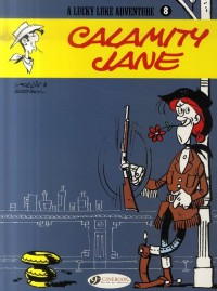 A Lucky Luke Adventure, Tome 8 : Calamity Jane : Edition en anglais