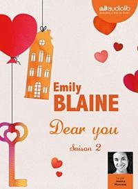 Dear you - saison 2: LIVRE AUDIO 1CD MP3