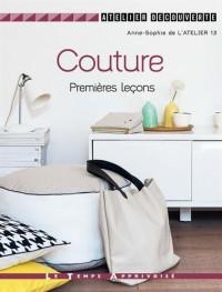 Couture Premières leçons