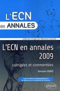 Annales 2009 de l'ECN