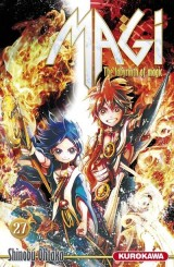 Magi - The Labyrinth of Magic - tome 27 (27) [Poche]