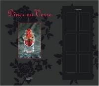 Coffret Dîner au Verre : Un livre de 40 recettes avec 6 verrines