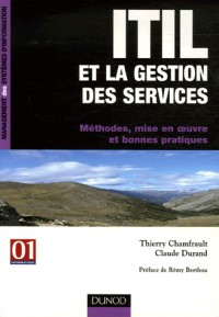ITIL et gestion de services