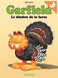 Garfield - tome 54 - Le Dindon de la farce