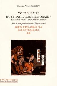 Vocabulaire du chinois contemporain 3 (1CD audio)