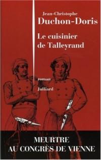 Le cuisinier de Talleyrand