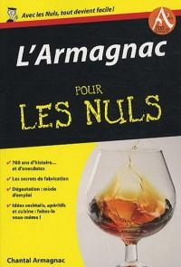 L'Armagnac pour les Nuls