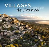 Villages de France - Calendrier 2019