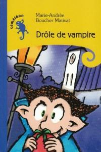 Drole de Vampire Nouvelle Edition