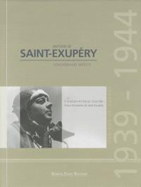 Antoine de Saint-Exupéry période de guerre 1939