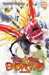 Twin Star Exorcists T06