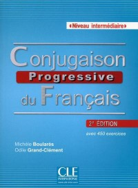Conjugaison Progressive du Français + CD Audio
