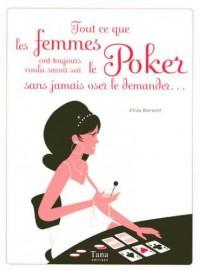 Tout ce que les femmes ont toujours voulu savoir sur le Poker sans jamais oser le demander...