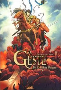 La Geste des chevaliers dragons, tome 1 : Jaïna