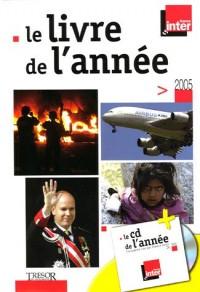 Le livre de l'année 2005 (1CD audio)