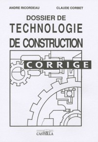 Technologie de Construction Corrige