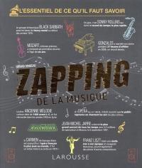 Le zapping de la musique