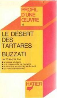 Buzzati : le Desert des Tartares