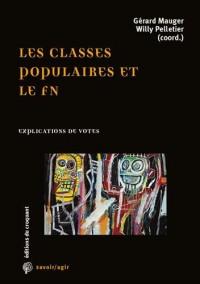 Les classes populaires et le FN : Explications de vote