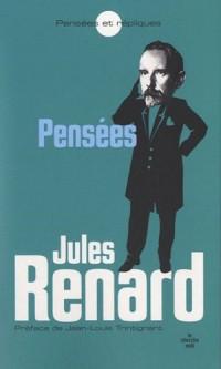 Les pensées de Jules Renard