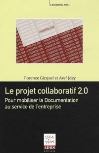 Le projet collaboratif 2.0 : Pour moboliser la Documentation au service de l'entreprise