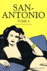 San-Antonio : Tome 4