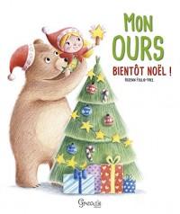 Mon Ours Bientot Noël