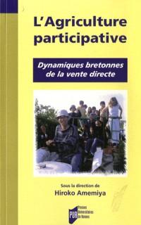 L'agriculture participative : Dynamiques bretonnes de la vente directe