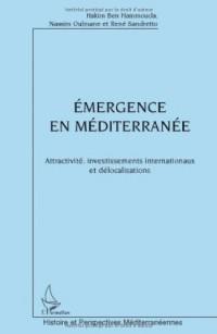 Emergence en Méditerranée : Attractivité, investissements internationaux et délocalisations