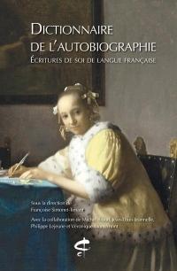 Dictionnaire de l'autobiographie
