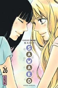 Sawako, tome 26