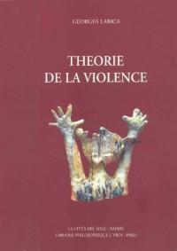 Theorie de la violence