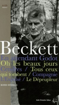 Samuel Beckett (Coffret 8 CD + Livret)
