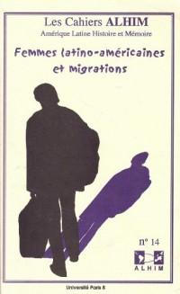 femmes latino-américaines et migrations; les cahiers alhim