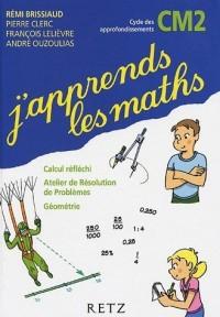 Pack J'apprends les Maths CM2 : Manuel et Fichier d'activités