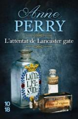 L'attentat de Lancaster Gate [Poche]