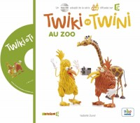 Twiki et Twini au zoo (Col. KIWI)